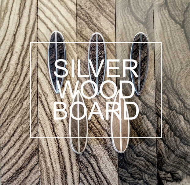 Silver Wood Boards